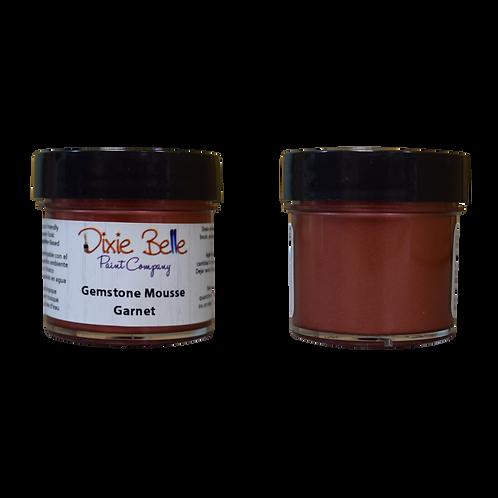 Gemstone Mousse Garnet