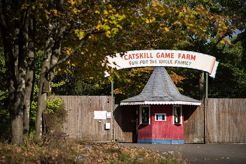 The Catskill Game Farm