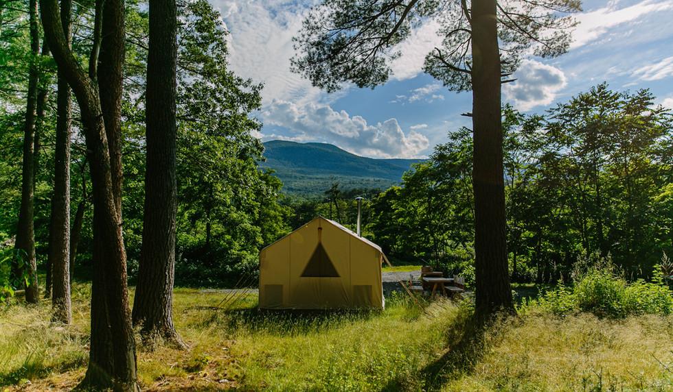 Tentrr Mountain View at The Game Farm
