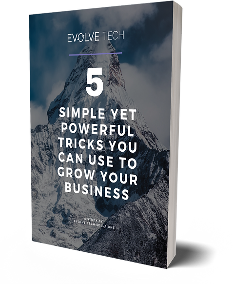 5 Simple Steps to Grow Your Business