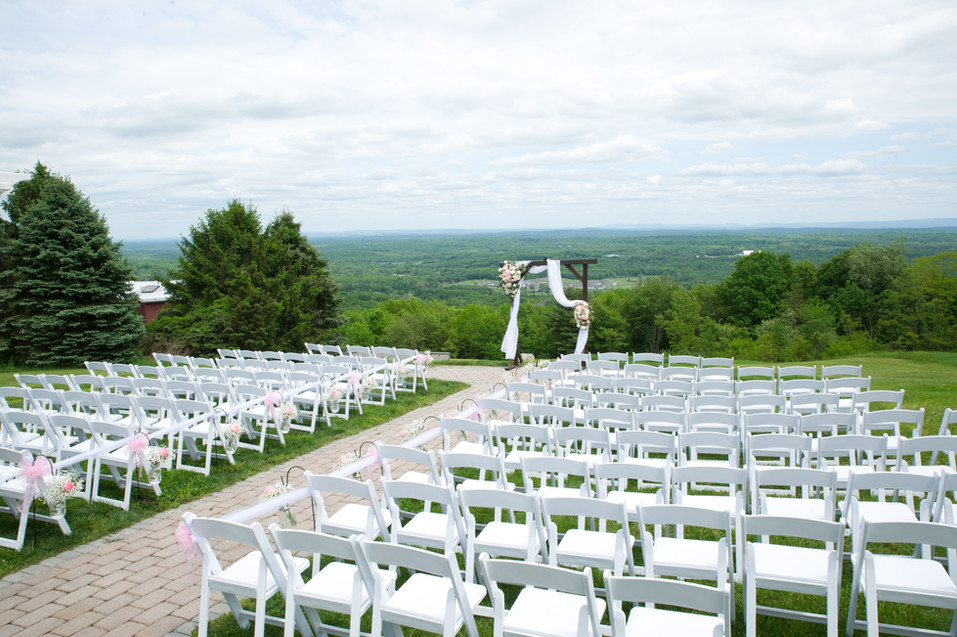 Wedding Venue With a View