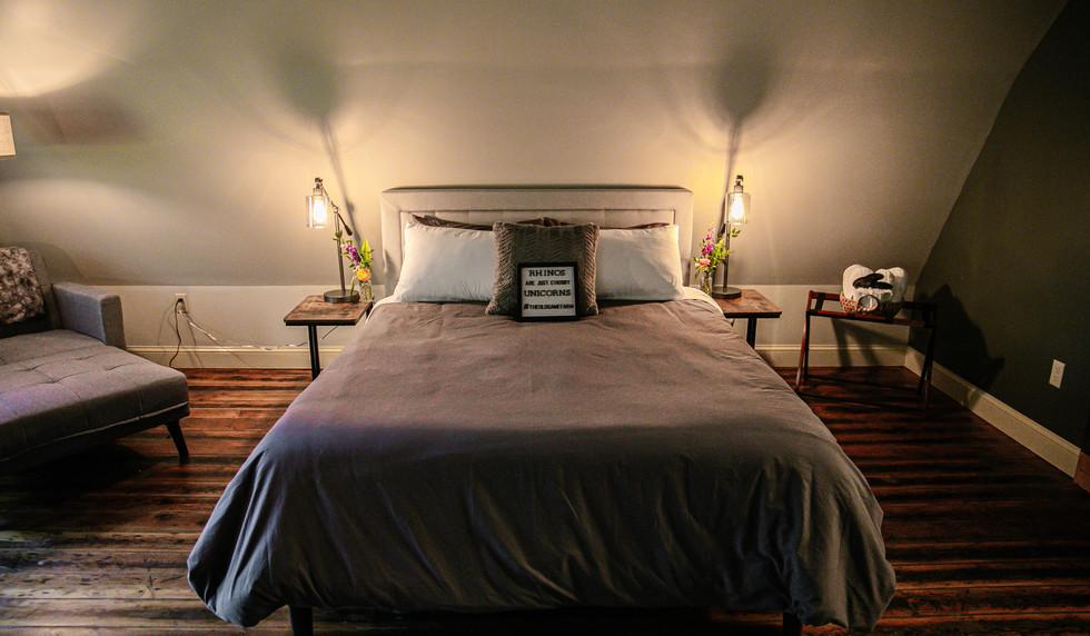 Rhino Room - The Long Neck Inn