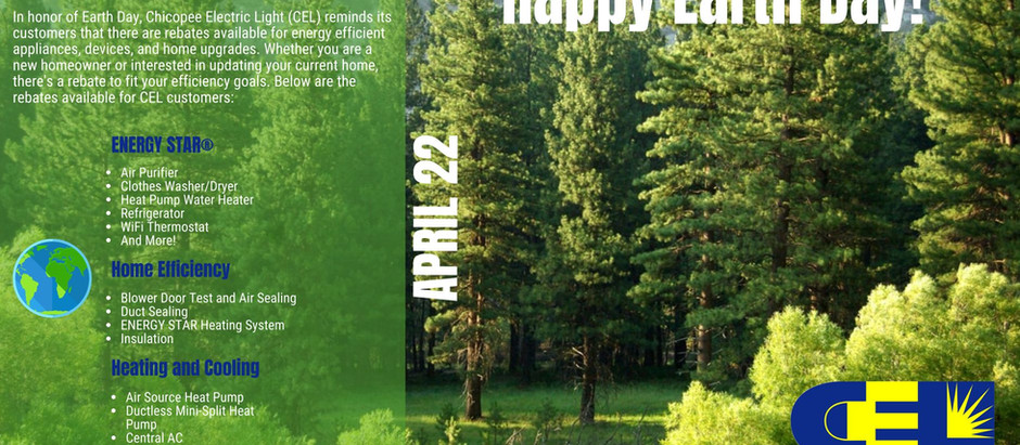 Celebrate Earth Day at Home (and beyond)!