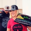 Thumbnail: Black Bearded X Trucker Hat