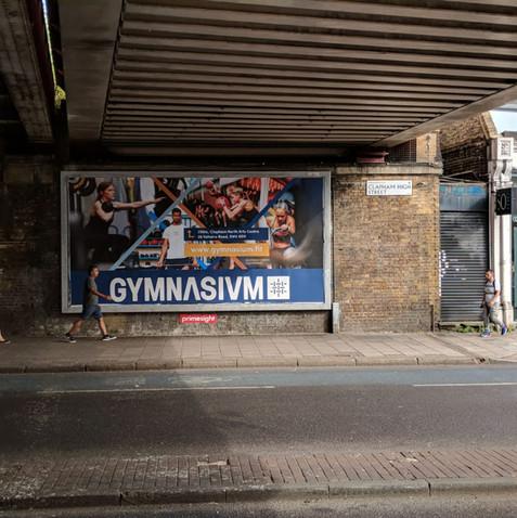 Gymnasium UK Campaign