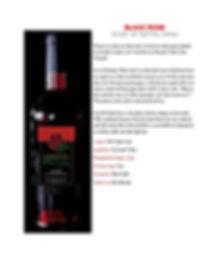 Bottle Shot of Black Rose