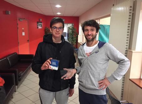 Championnats des Hauts-de-Seine : le doublé pour Stan the Man