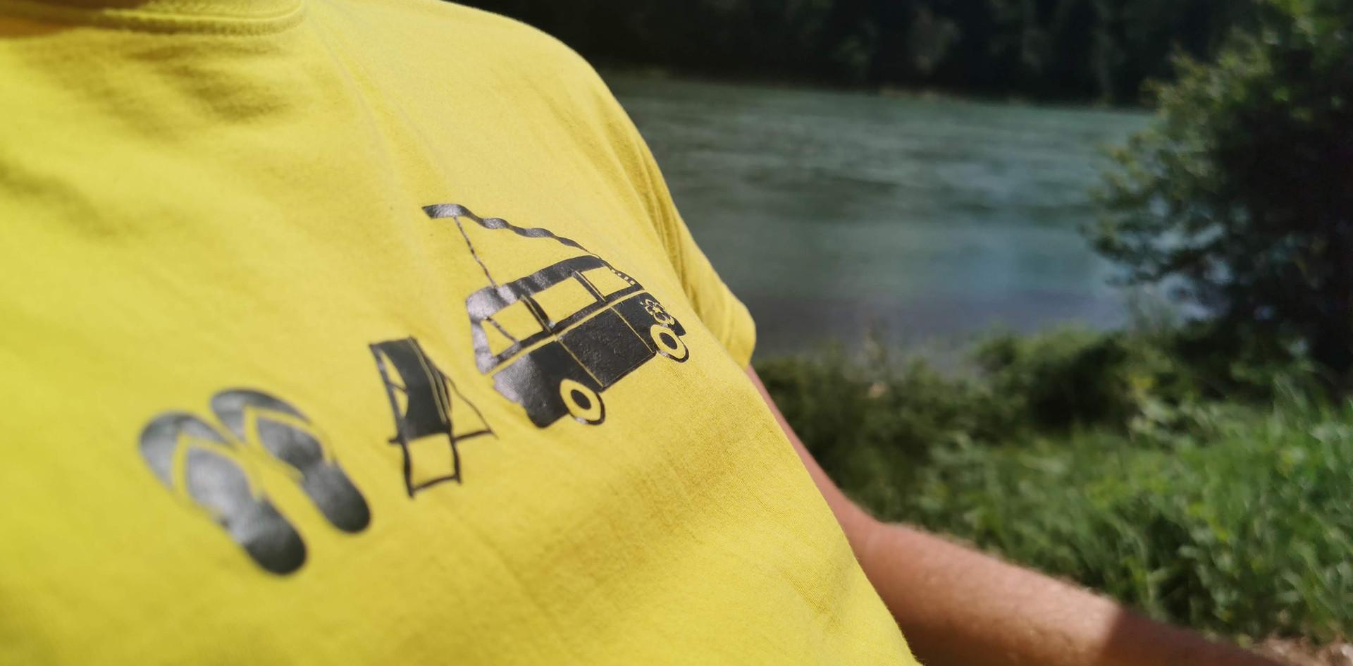 T3 Camping T-Shirt