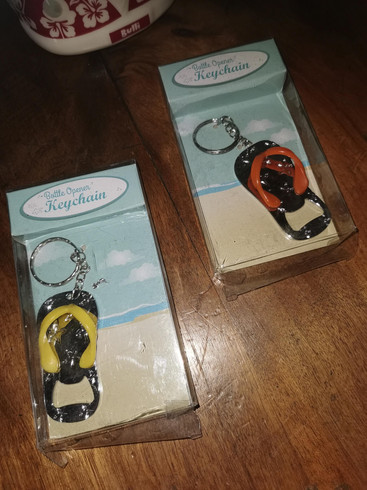 Flip Flop Schlüsselanhänger