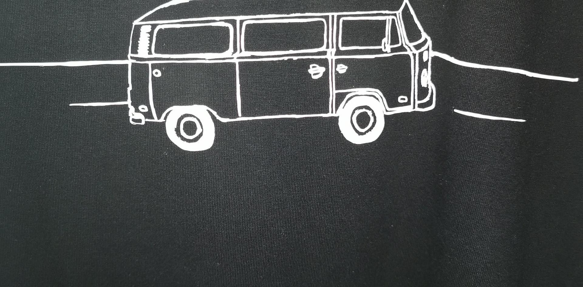 VW Bus T-Shirts