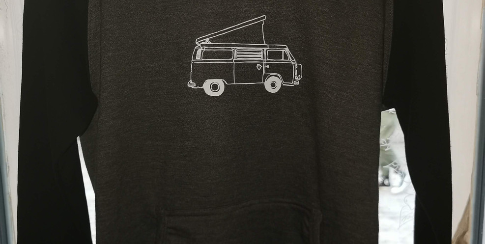 VW Bus Pullover