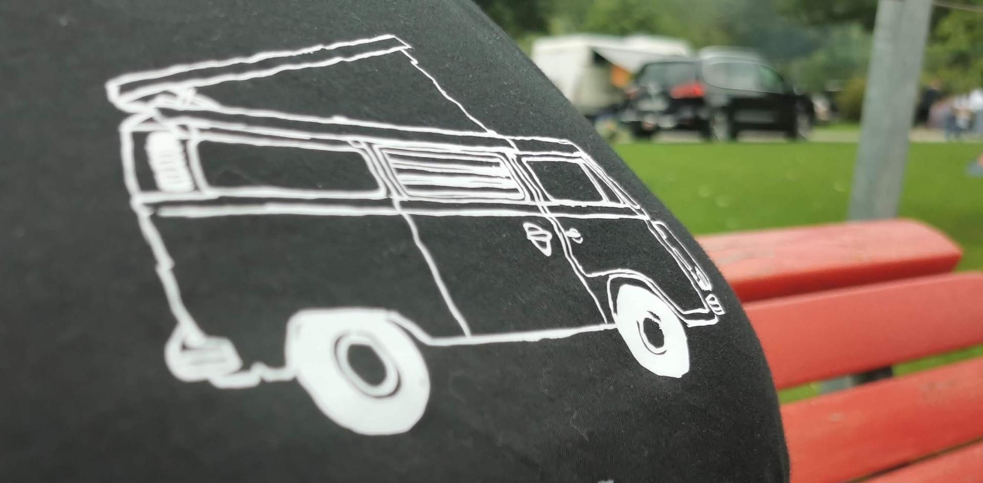 T2b Hubdach T-Shirt