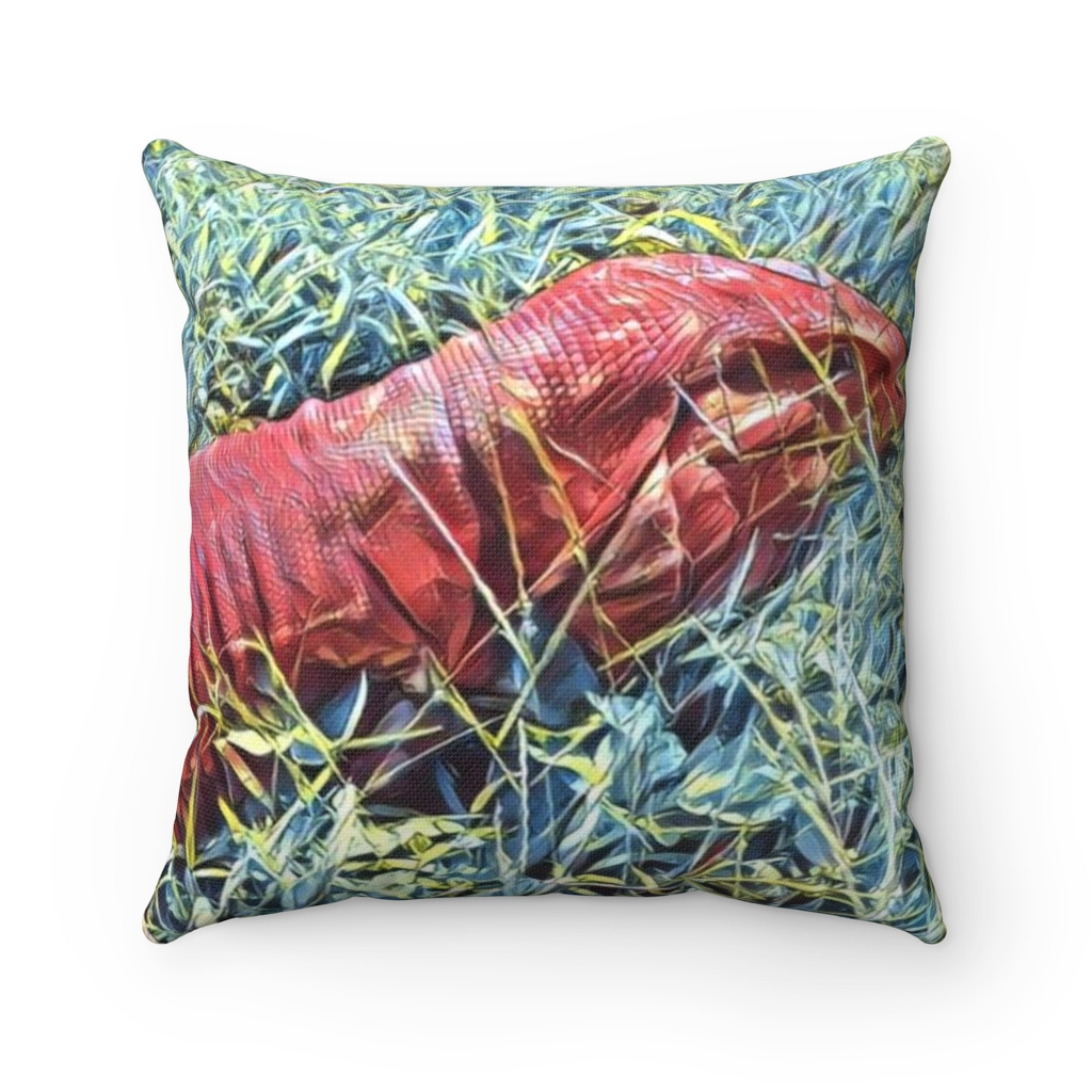 red-tegu-lizard-square-pillow-tegu-lizar