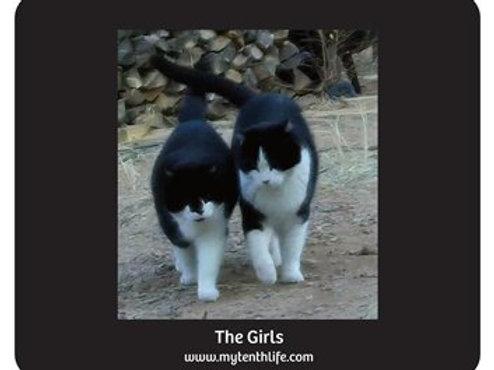 'The Girls' Mousepad