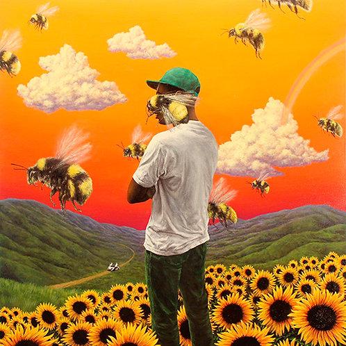 Flower Boy Graphic Tee