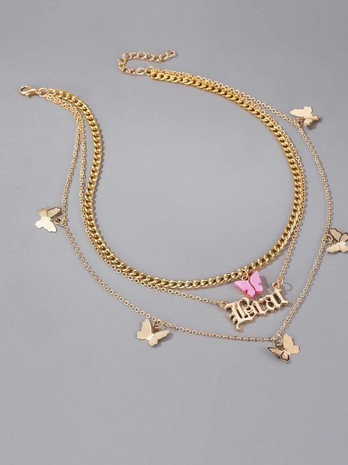 Brat Necklace