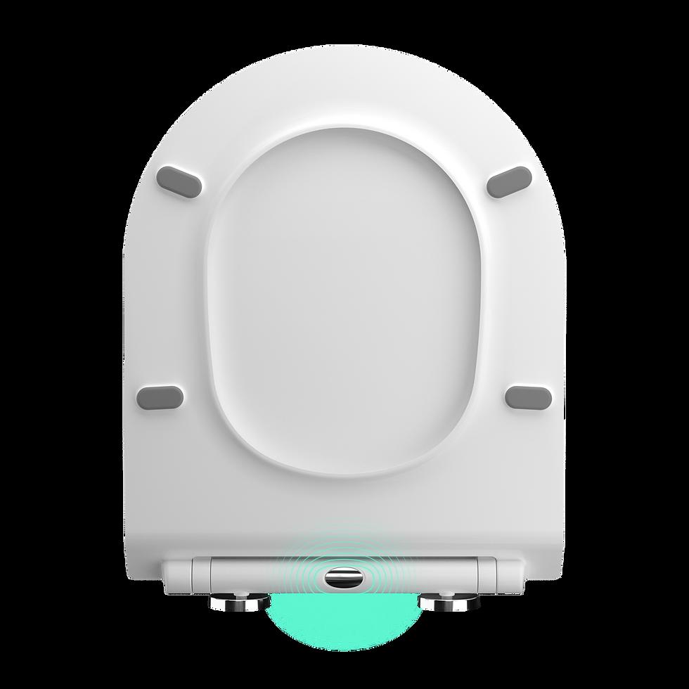 quickrelease toiletzitting van IPEE T5