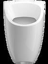 IPEE U1 Basic urinoir pack met Mini spoelsysteem