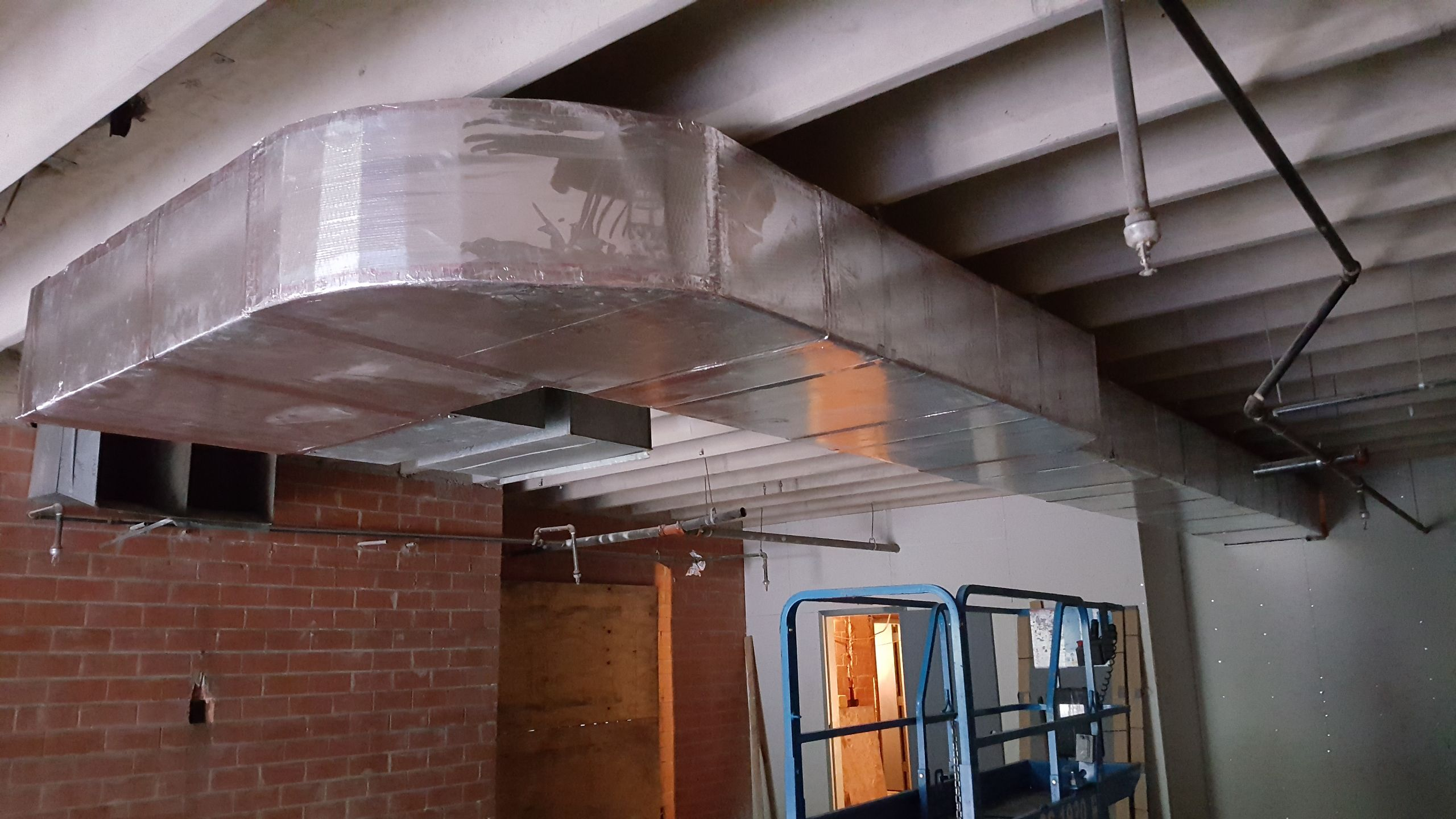 Customized Ductwork