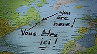 You Are Here Gander Map