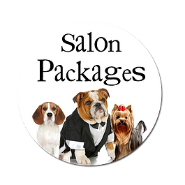 mobile dog grooming packages