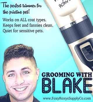 Blake Hernandez - Grooming at Home Grooming with Blake