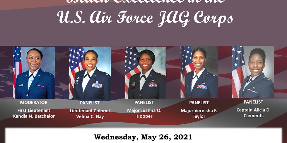 Women Becoming Series 2 - Black Excellence in the US Air Force
