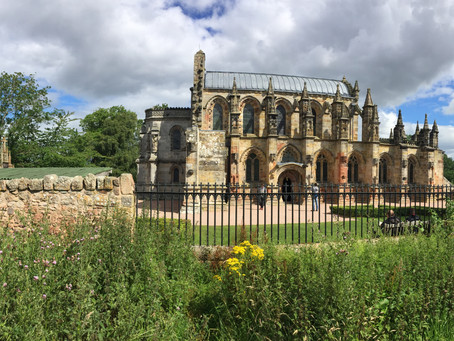 Tour Rosslyn Chapel, Melrose Abbey
