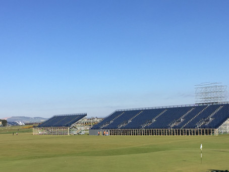 144th Open Championship St Andrews