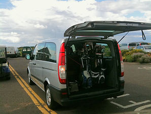 Golf Transport St Andrews (G&A Taxis St Andrews)