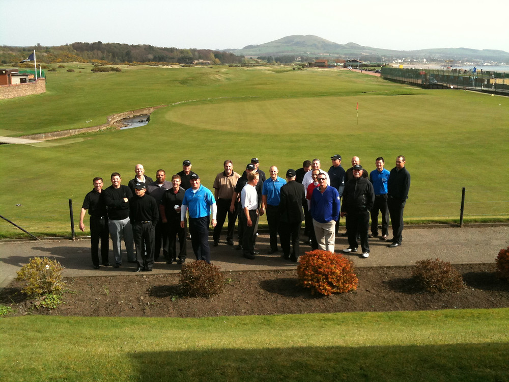 Golf Group St Andrews Taxi