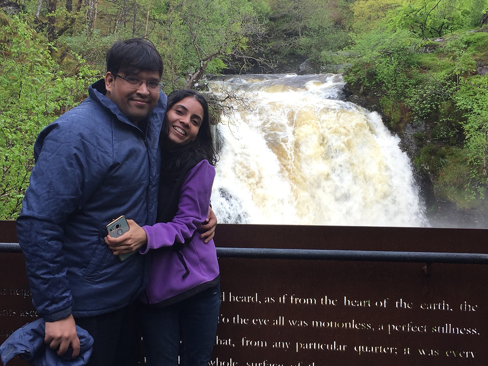 Falls of Falloch - Bespoke Tours of Scotland