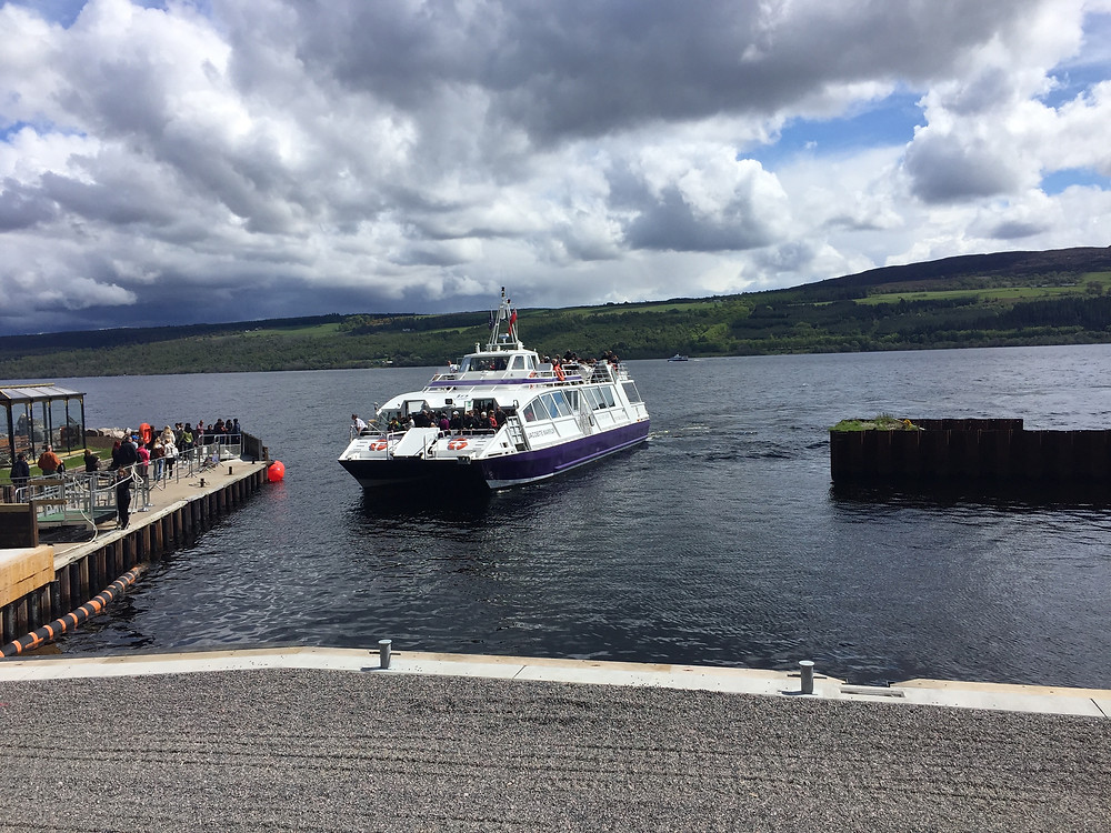 Loch Ness Boat Trip - Private Tours of Scotland