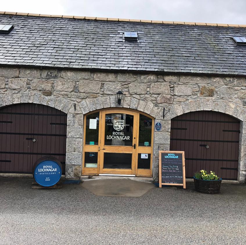 Balmoral Distillery
