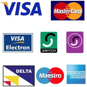 St Andrews Taxis, Card Payments, PayPal
