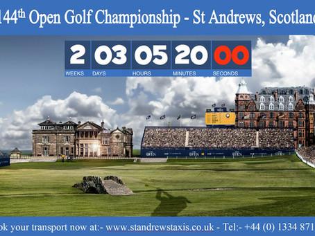144th Open Golf Championship