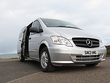 Executive Taxis for hire in St Andrews