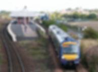 Leuchars Railway (G&A Taxis St Andrews)