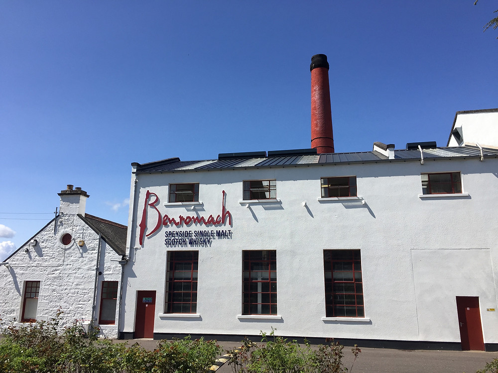 Benromach Distillery -Private Tours of Scotland