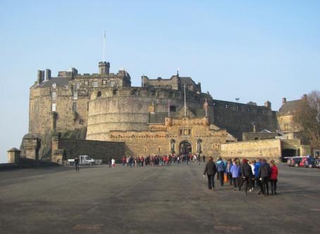 Day 9 & 10 Tour of Scotland