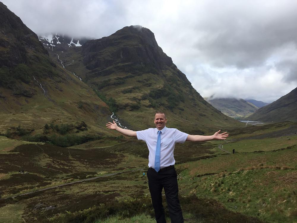 Glencoe - Three Sisters - Private Tours of Scotland
