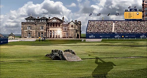 Open Golf Championship 2015 (G&A Taxis St Andrews)