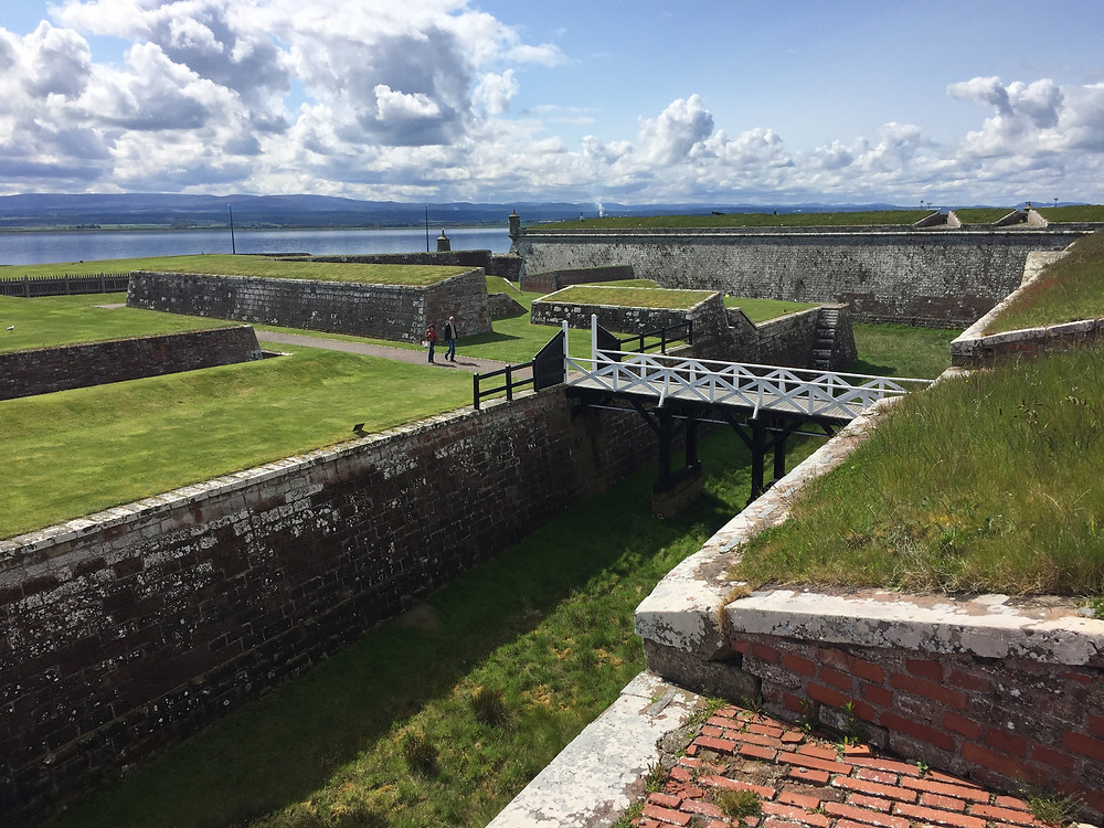 Fort George -Private Tours of Scotland