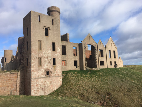 New Slains Castle Tour