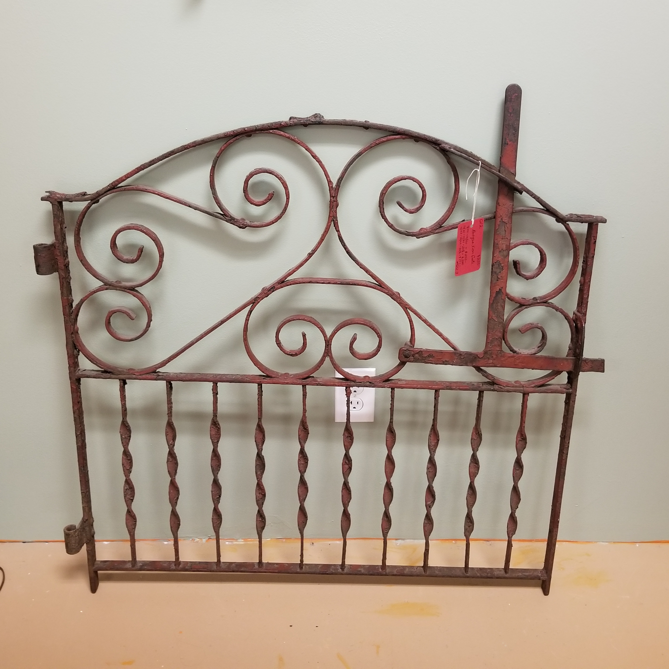 Antique Garden Gate $250