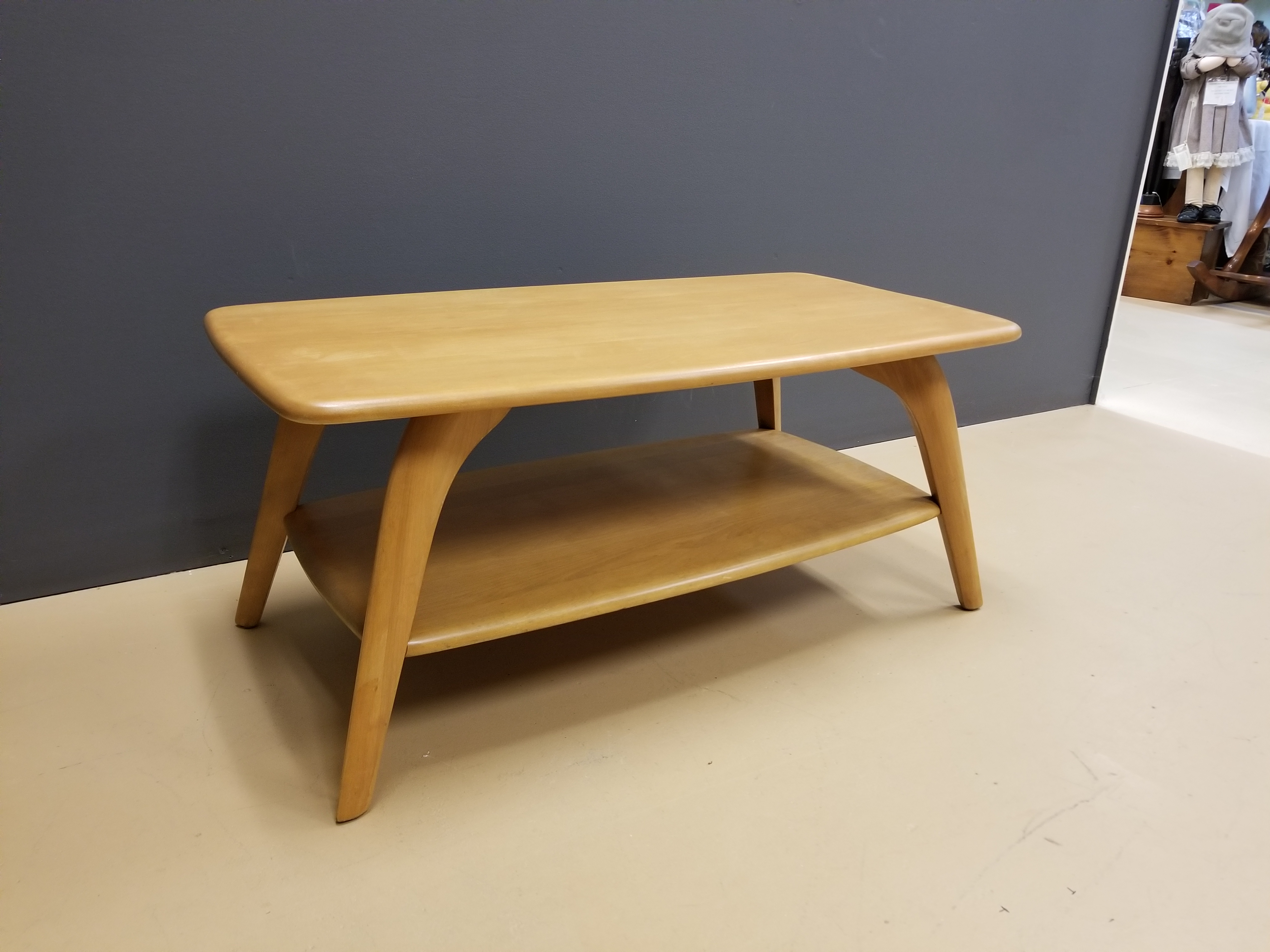 Mid Century Coffee Table - East Haven Store