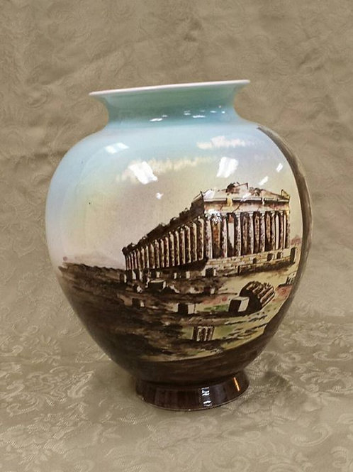 Kutahia Athens Handmade in Greece Vase