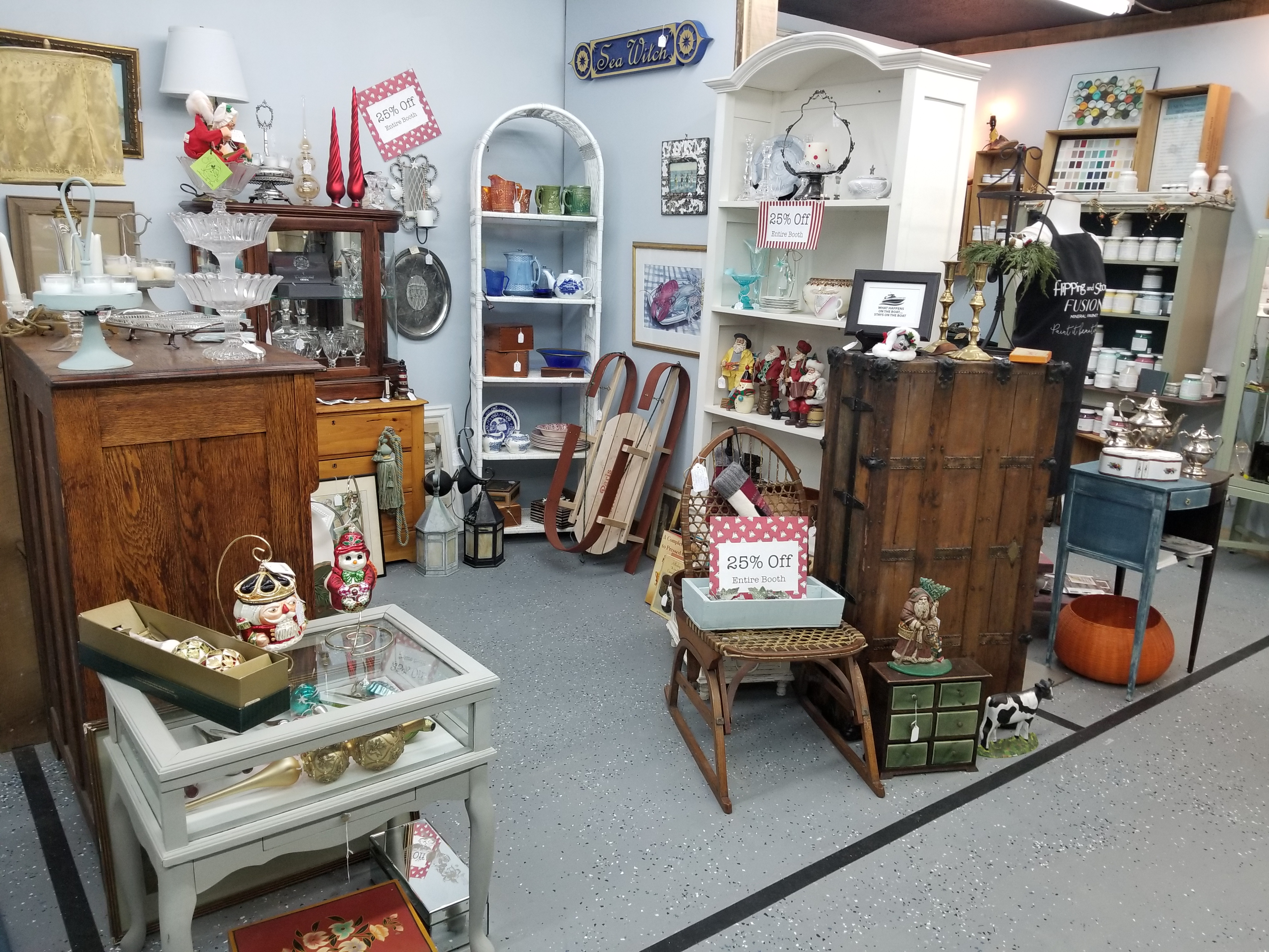 Booth A10 - Clinton Store