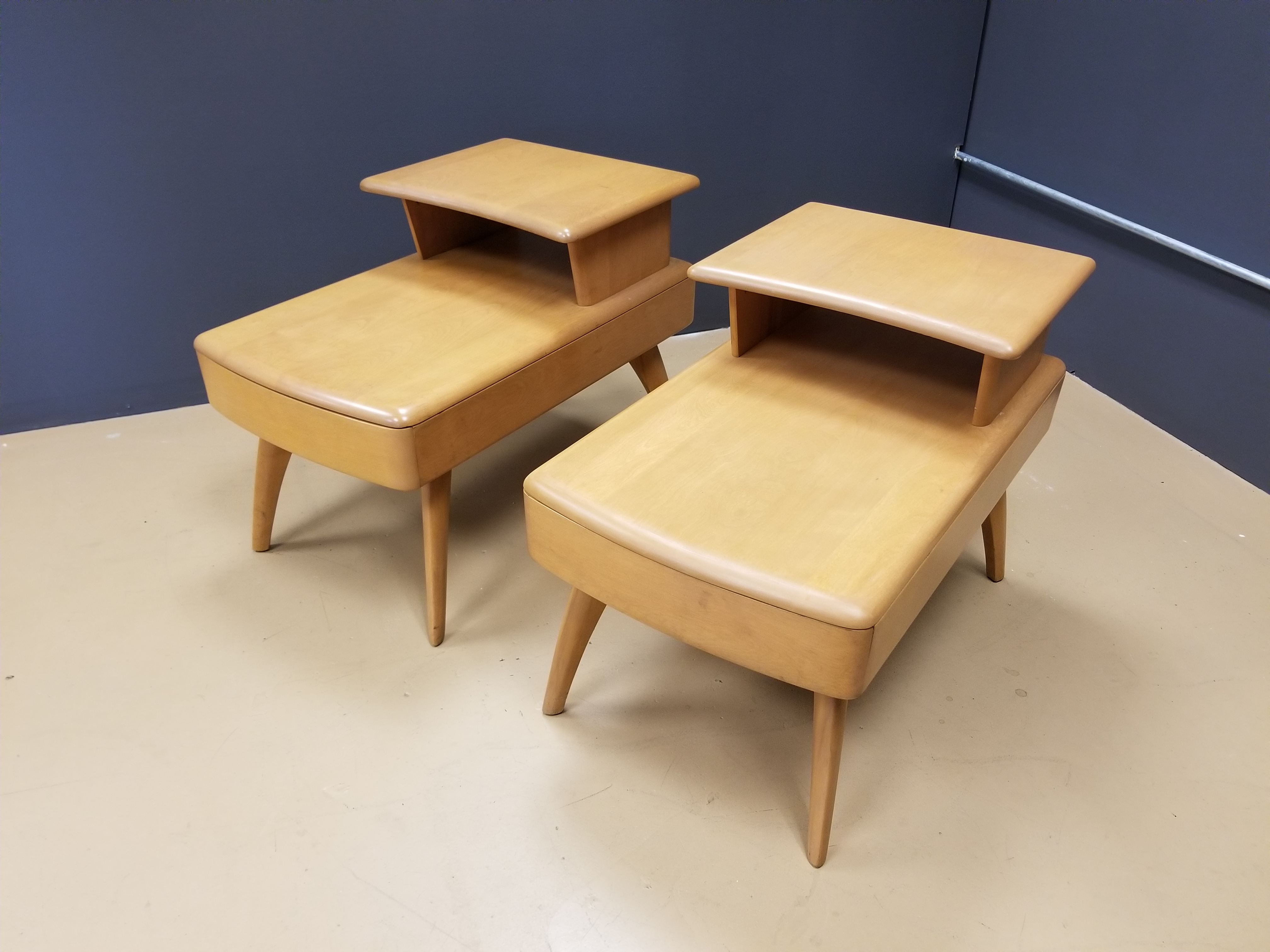 Mid Century End Tables - East Haven Store