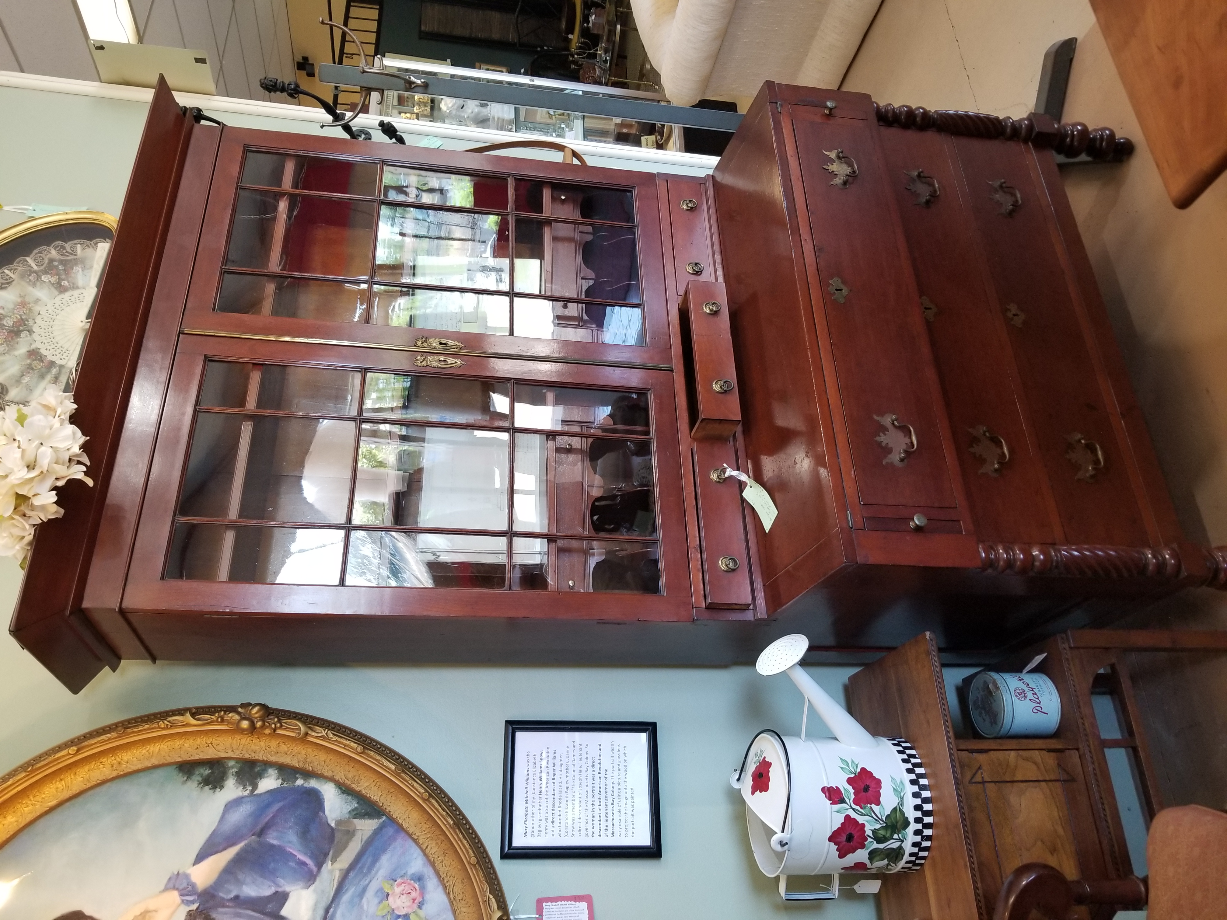 1800's Writing Desk $899